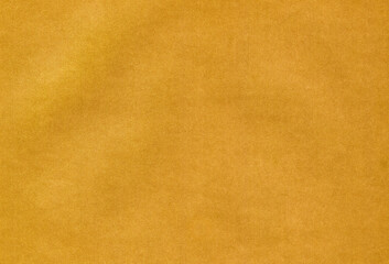 Textured golden creative paper background. Extra large highly detailed image.