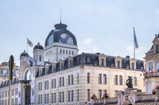 Palais Lumiere, Evian, France
