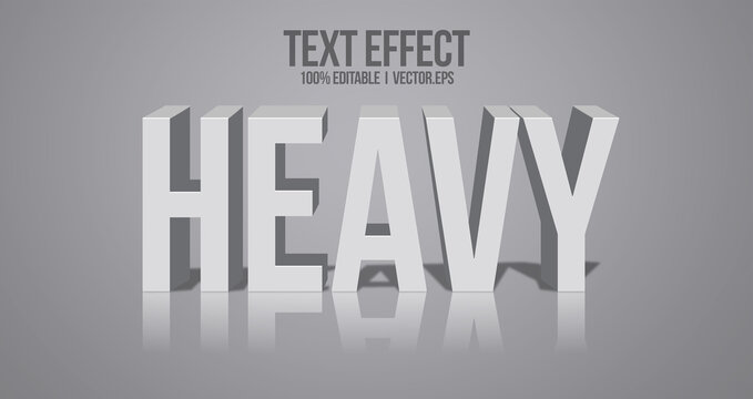 3d bold text effect graphic style layer stayle font style