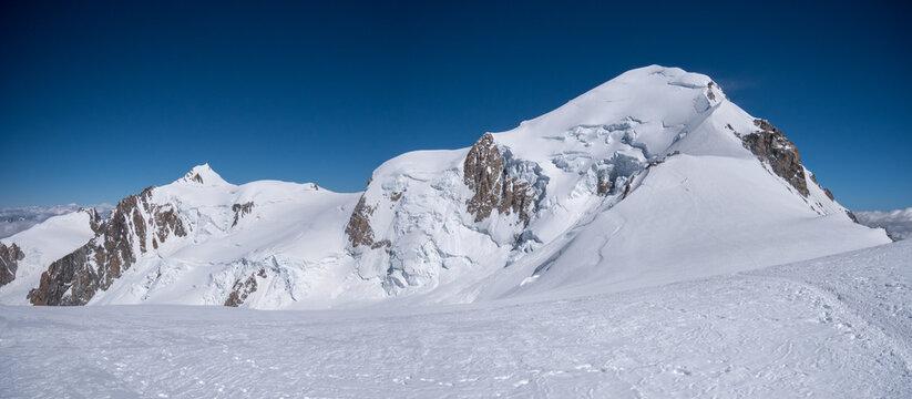 Mont Blanc panorama 2