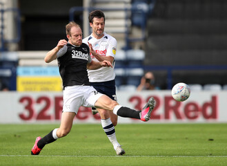 Championship - Preston North End v Derby County
