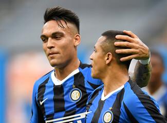 Serie A - Inter Milan v Brescia
