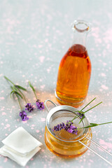 Natural healthy aromatherapy and skin treatment with organic French lavender, lavender lotion , face treatement, handmade