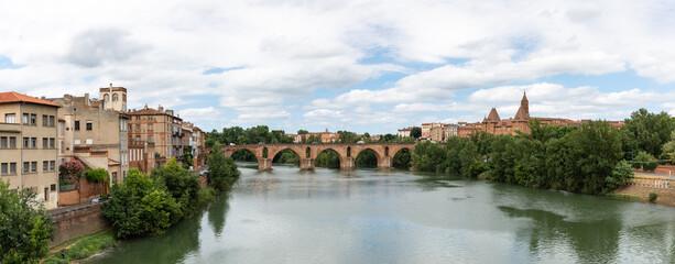 Pont Vieux de Montauban, Occitanie