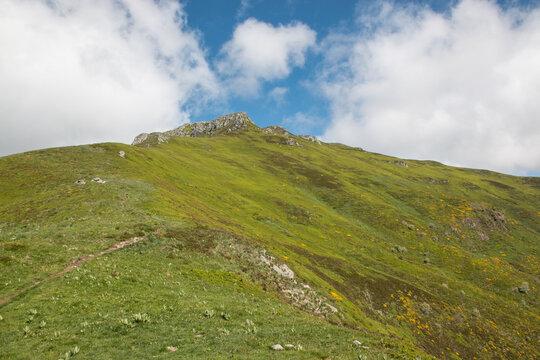 Randonnée au Puy Mary, Cantal