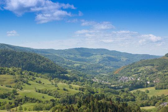 Vallée de la Cère, Cantal