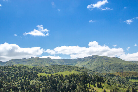 Plomb du Cantal, Cantal, Auvergne