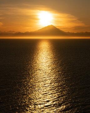 Midnight Sun Alaska