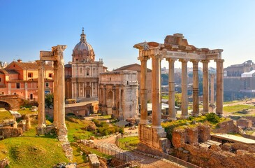 Canvas Prints Honey ROME - Italy