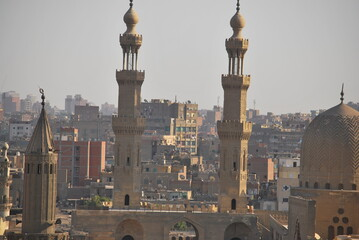 The Caire, Kairo Fototapete