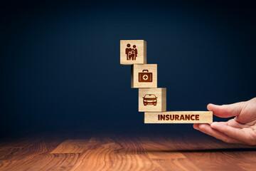 Insurance balance concept