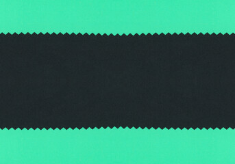 green and black cardboard texture background