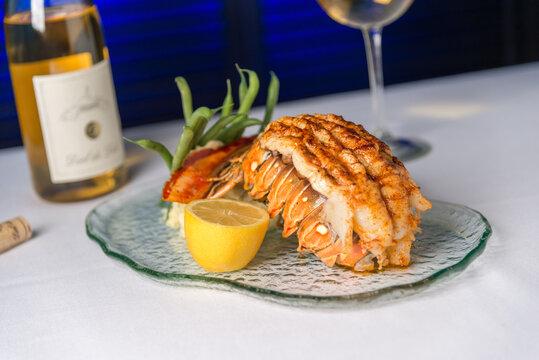 Lobster Tail Dinner