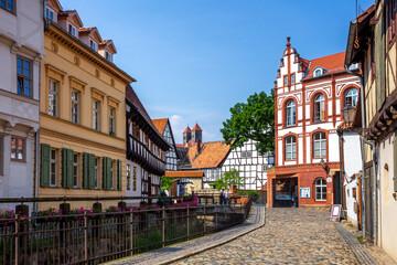 Altstadt von Quedlinburg, Deutschland