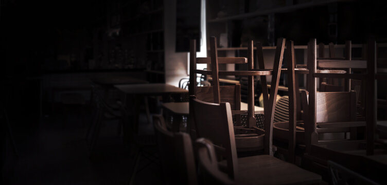 close restaurant business in coronavirus pandemic