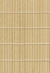 Asian bamboo mat texture background