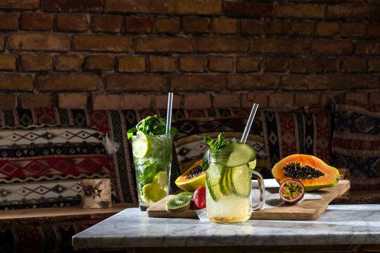 Shisha Bar Lounge und Cocktails