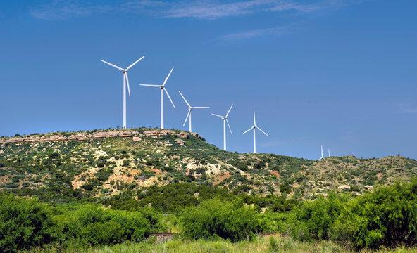 Wind Power of West Texas.