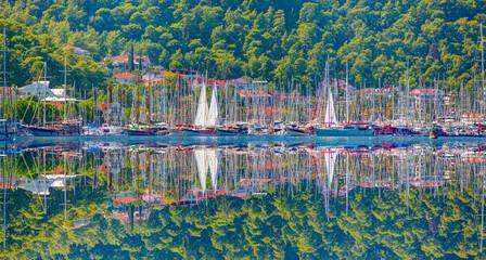 Resort Town and Marina - Fethiye, Turkey