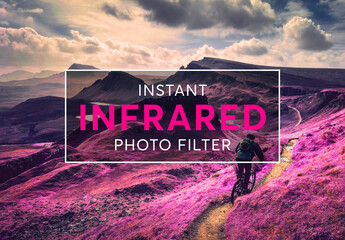 Infrared Photography Filter