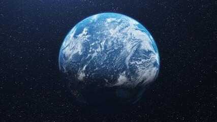 Fototapeta Idyllic Shot Of Earth obraz