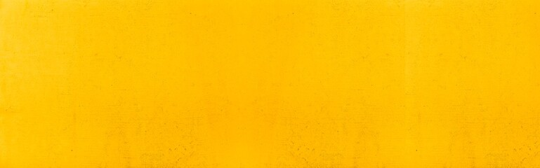 Panorama of Yellow natural stone texture and seamless background