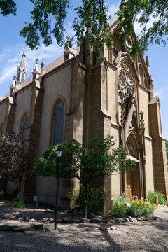 Loreto Church, Santa Fe, New Mexico