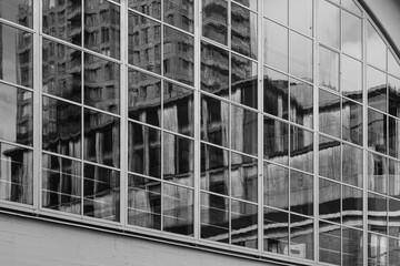 Foto auf Acrylglas Rotterdam Cruise Terminal Rotterdam