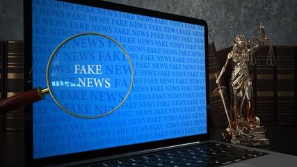 Verbreitung von Fake News ist illegal