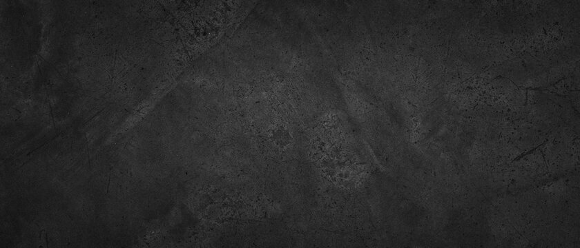 dark concrete wall texture background, natural pattern