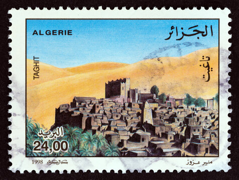 Taghit town (Algeria 1998)