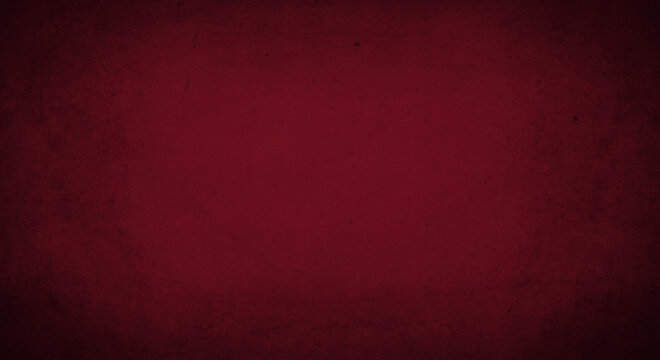Burgundy color background with grunge texture