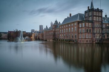 The Hague (Den Haag) city old town, Netherlands (Holland)