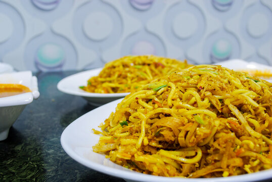 Kottu, also known as koththu rotti or kothu roti, is a Sri Lankan dish made from godhamba roti and vegetables, egg and/or meat, and spices. The bread is described as very similar to the type found in