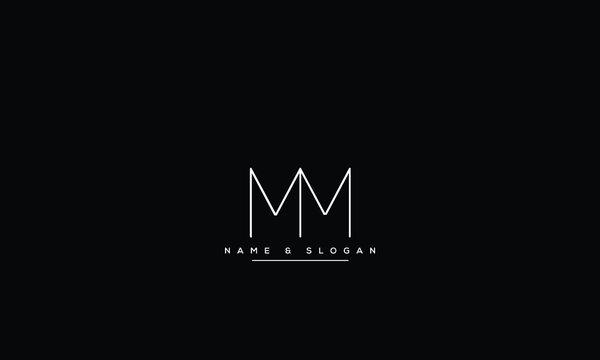 Mm Logo Photos Royalty Free Images Graphics Vectors Videos Adobe Stock