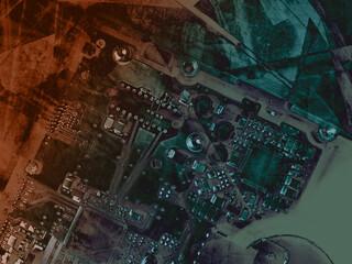 Grunge background - fototapety na wymiar