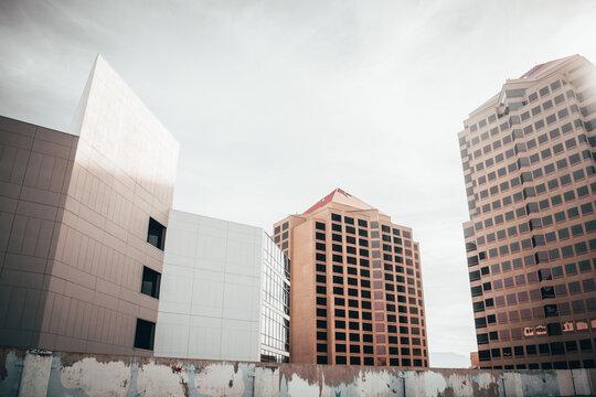 View of Albuquerque, NM buildings