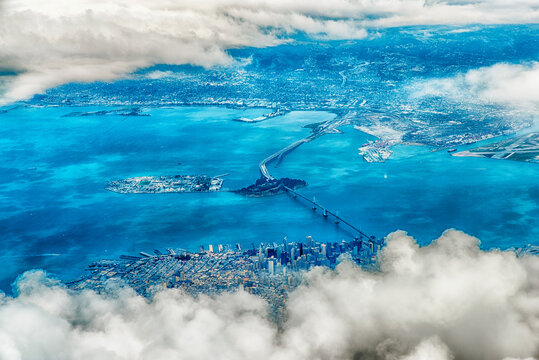 Aerial Photograph of San Francisco