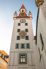 Munich, the art and the architectures