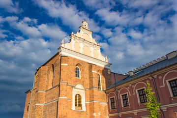 Chapel of the Holy Trinity in Lublin, Poland