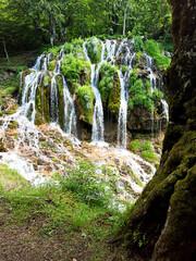 Sopotnica waterfalls in Serbia