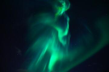 Stores à enrouleur Aurore polaire Polarlichter