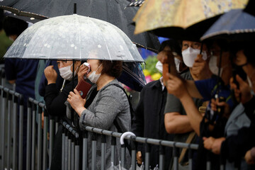 Funeral for late Seoul Mayor Park Won-soon at Seoul City Hall Plaza