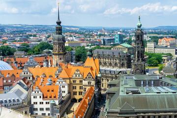 Panorama of Dresden
