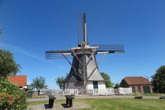 Werdumer Mühle, Ostfriesland