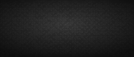 Background dark carbon oval bulges. Monochrome seamless backdrop.