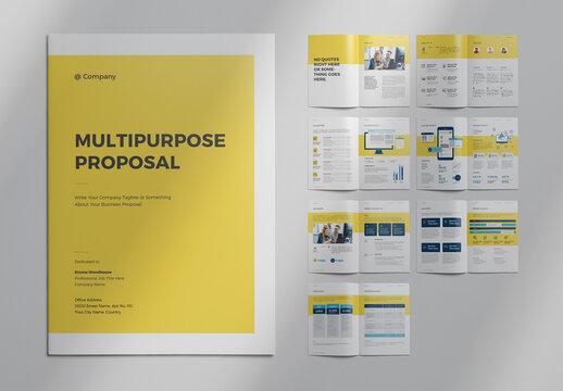 Proposal Layout
