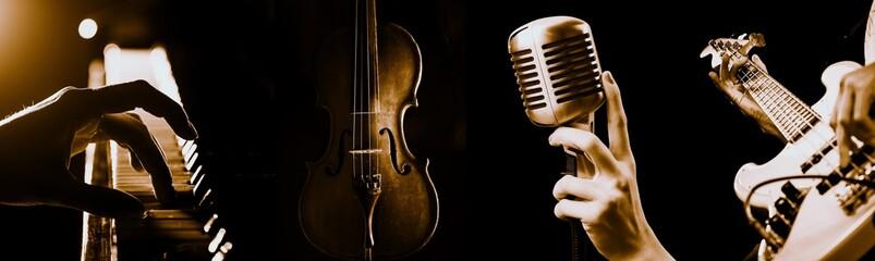 Obraz Music. - fototapety do salonu