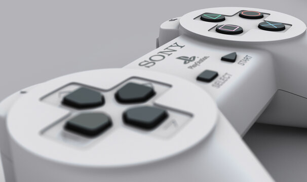 Sony Playstation 1 Gaming Controller