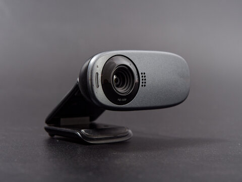 webcam with damaged scissors cable. personal space no tracking